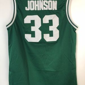 5534d3f65b8 Hardwood Legends Shirts - Throwback Michigan State Basketball Jersey Size L
